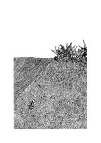 Naissance - 42x29,7 cm ---- ACHAT OEUVRE ORIGINALE 210 € : https://astridjo.com/contact/