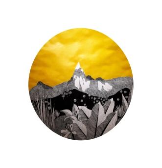 Desir – 60×60 cm —- VENDUE