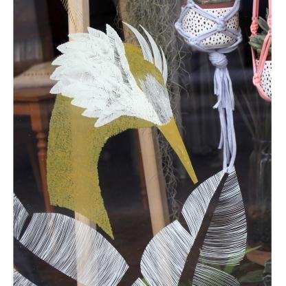 Création et réalisation de dessins sur vitrine ---- TARIF HORAIRE - 30€ : https://astridjo.com/contact/